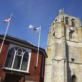 Beccles Church Tower